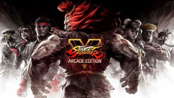Состоялся релиз Street Fighter V: Arcade Edition