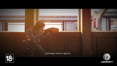 Tom Clancy's Rainbow Six Осада - Оперативник Hibana