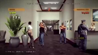 Геймплей Saints Row: Money Shot, отменённой в 2011 году