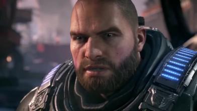 """Игра """"Gears 5"""" - Русский сюжетный трейлер (E3 2018, Озвучил S@thal)"""