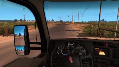 American Truck Simulator - Trucking Diaries (Начало карьеры)