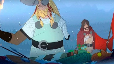 The Banner Saga 2 вышла на iOS и Android