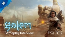 Экшен Golem выйдет на PlayStation VR в марте
