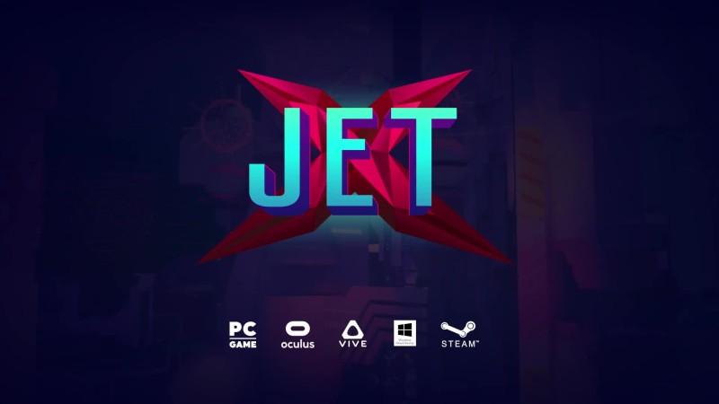 Трейлер футуристической гонки - JetX