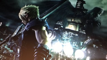 Новый постер Final Fantasy VII Remake
