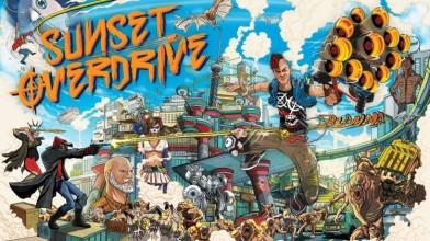 Sunset Overdrive - Трейлер релиза на PC