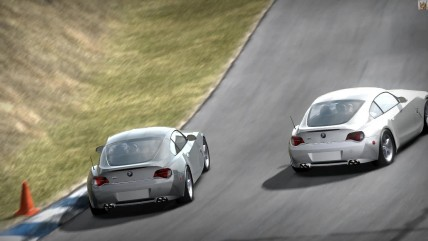 "Need for Speed: Shift ""BMW Z4 M Coupé (E85)"""