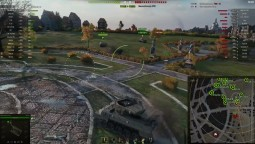 Новая мода на игру без лампочки в WORLD of TANKS