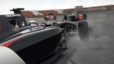 Новый трейлер F1 2014