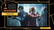 Resident Evil 2 стала Игрой Года на церемонии Golden Joystick Awards 2019