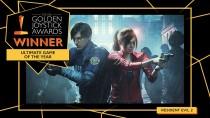 Resident Evil 2 стала Игрой Года на церемонии Golden Joystick Awards 2019