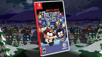 Они убили Кенни! Сволочи! Обзор South Park: The Fractured But Whole для Switch