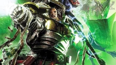 История Warhammer 40k: Тёмные - Ангелы, Дети Императора и Железные Воины. Глава 5