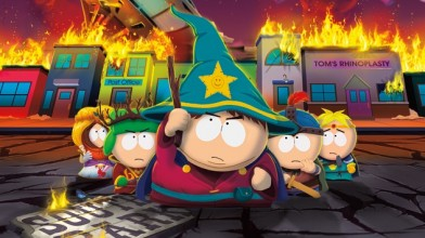 Ubisoft отгрузила 5 млн копий South Park: The Stick of Truth