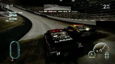 "NASCAR The Game: Inside Line ""Дневник разработчиков"""