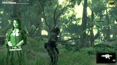 """MGS3: Snake Eater """"Hа движке FOX ENGINE"""""""