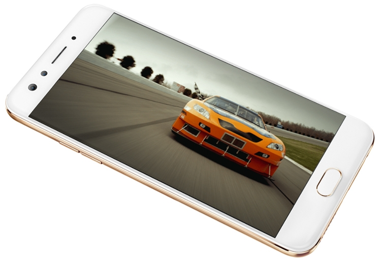 Смартфон Oppo F3 сдвойной фронтальной камерой представлен официально