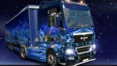 Получи Raven Truck Design DLC доставляя грузы.
