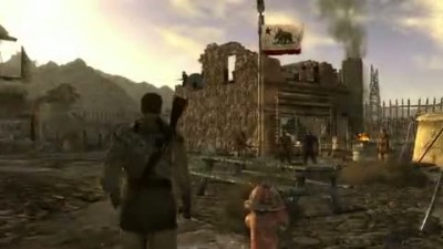 "Fallout: New Vegas ""E3 2010: Gameplay Trailer"""