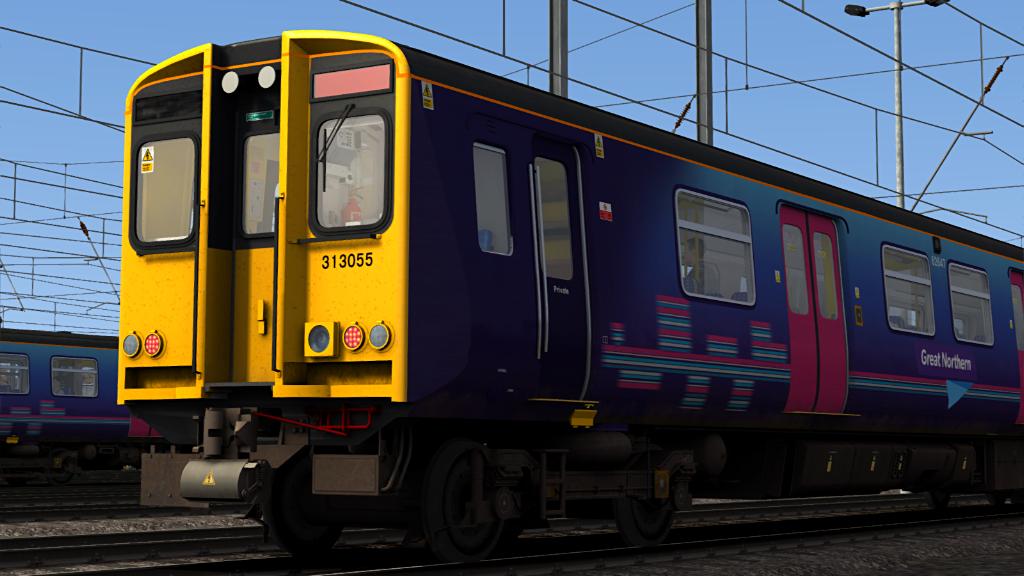 Состоялся релиз Class 313