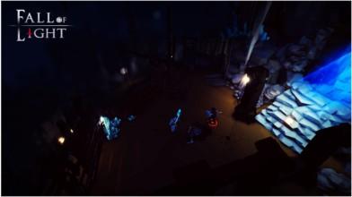 Состоялся релиз экшен/RPG Fall of Light