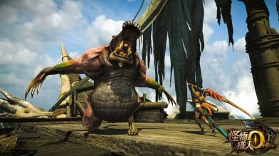 27 ноября стартует финальный тест Monster Hunter Online