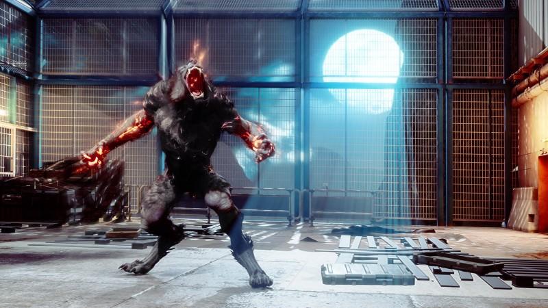 Новые скриншоты Werewolf: The Apocalypse - Earthblood