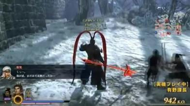 Warriors Orochi 4 -18 минут геймплея SWITCH версии