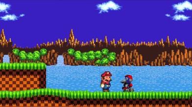 Марио против зоны зеленых холмов (Дубляж)