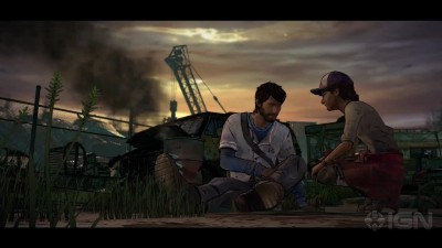 Telltale Games' The Walking Dead Season 3 - Релизный трейлер