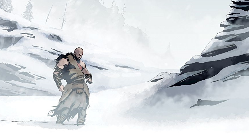 В PS Store появился комикс God of War за 499 рублей