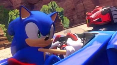 Sonic and All-Stars Racing Transformed появится на PC 31 января