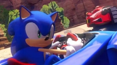 Sonic and All-Stars Racing Transformed появится на PC 31 января