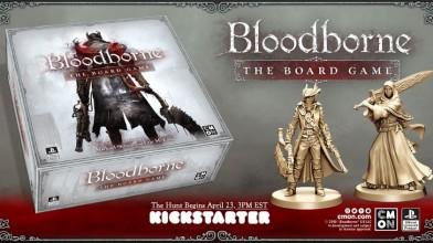 23 апреля на Kickstarter стартует кампания по сбору средств на настольную игру по вселенной Bloodborne