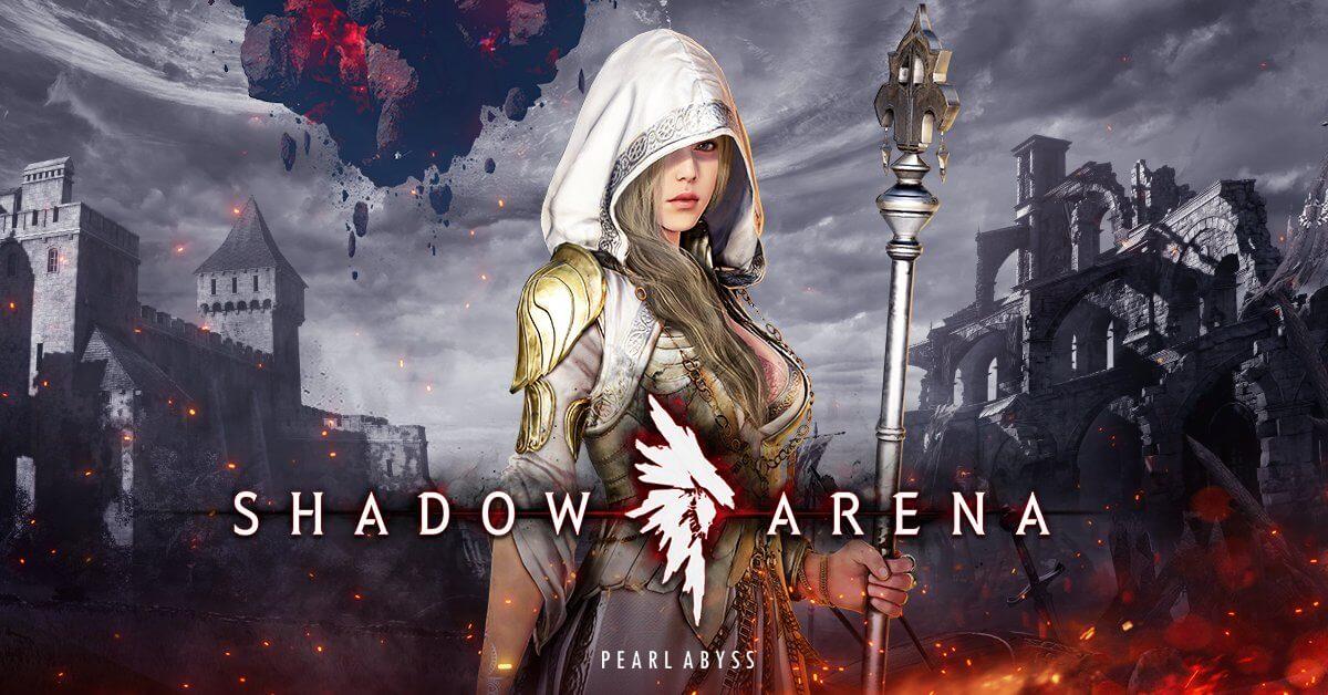 Shadow Arena появится в раннем доступе Steam 21 мая и будет бесплатной для всех