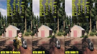 Far Cry 5 - GTX 1080 TI Vs GTX 980 TI Vs GTX 780 TI