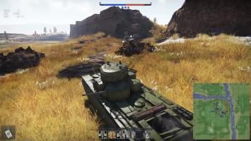 "War Thunder ""Обзор Т-35: Монстр"""