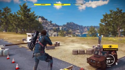 Bye Bye Teo - Just Cause 3 (Glitch) - GameFails