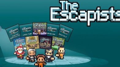 "Релизный трейлер тюремной ""песочницы"" The Escapists: Complete Edition для Switch"