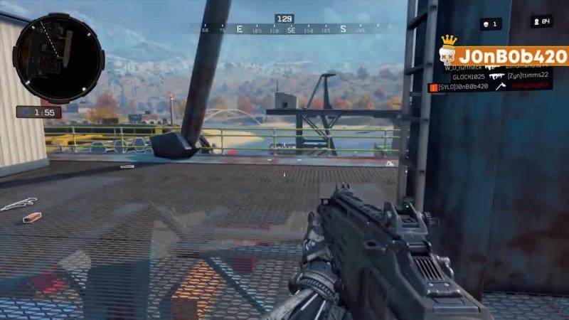 Call of Duty: Black Ops 4 - 30 эпических килов