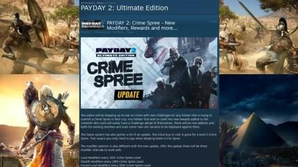 PAYDAY 0 - Обновление бандитского загула (CRIME SPREE)