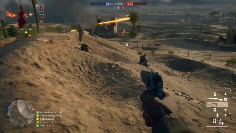 Супер троллинг в Battlefield 1