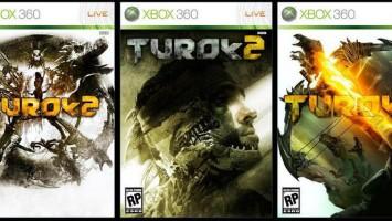 Изображения отмененной Turok 2
