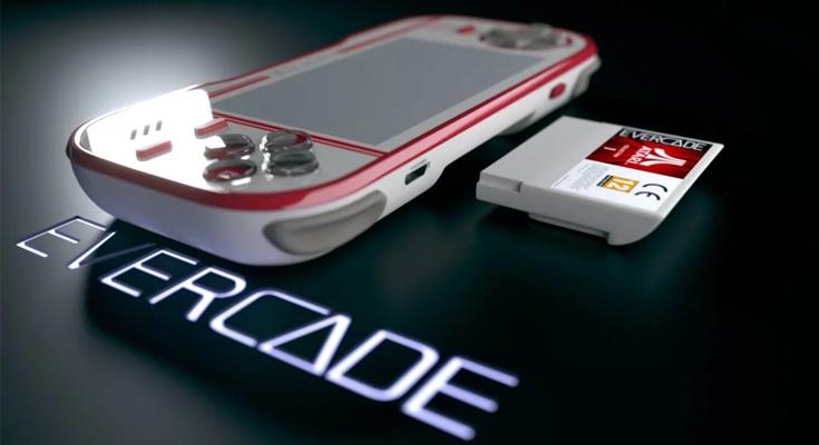 Evercade - всё, что вам нужно знать о новом ретро-кпк