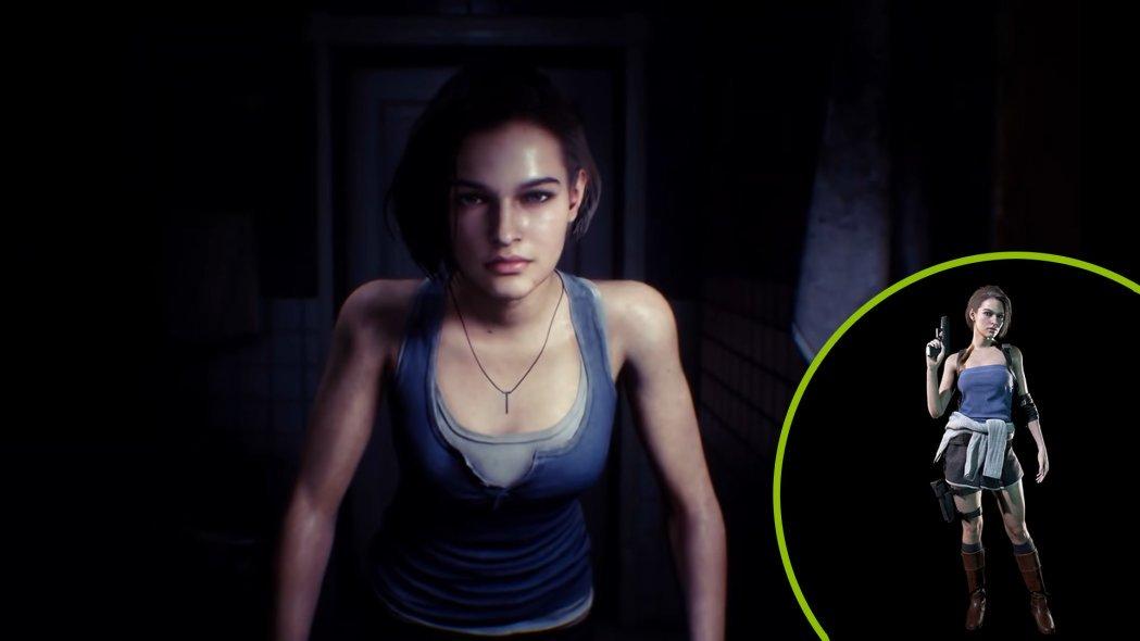 Арт-директор Resident Evil 3 объяснил, почему Джилл теперь носит штаны, а Немезис мешок для трупов