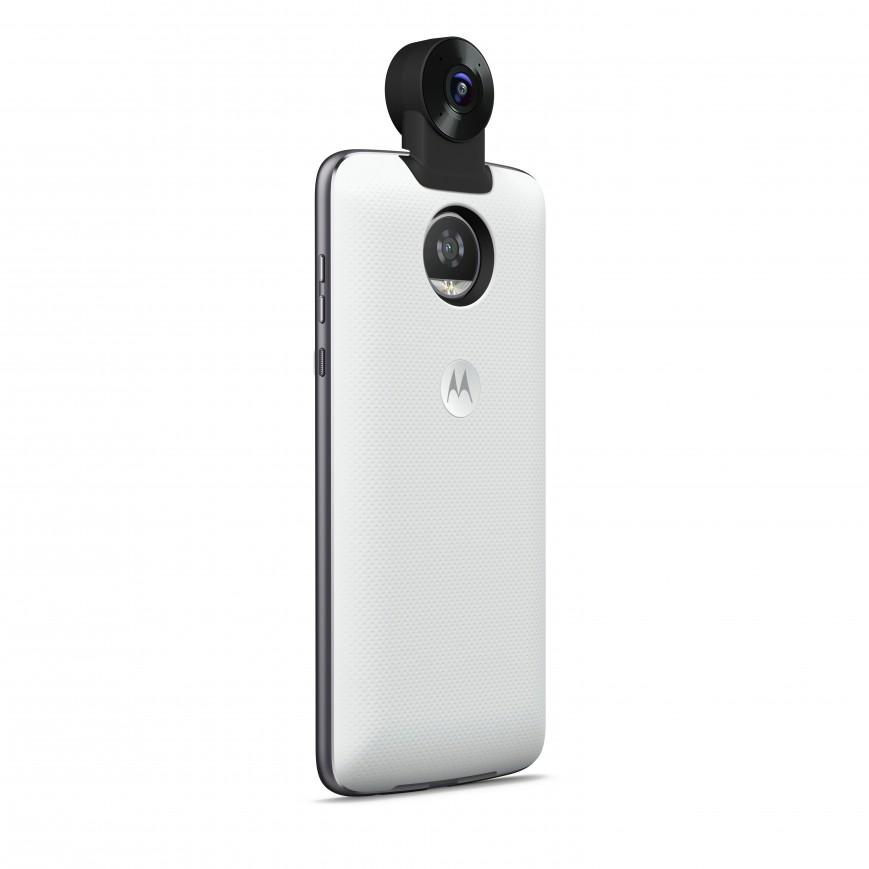 Мобильные телефоны Motorola: в РФ пришли лучшие новинки линеек Z и X
