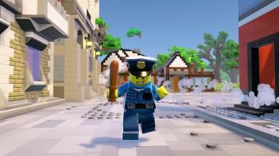 Релизный трейлер LEGO Worlds