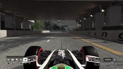 """F1 2016 """"Геймплей в Сингапуре"""""""