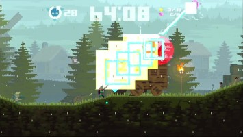 "Super Time Force Ultra ""PlayStation Experience Трейлер"""