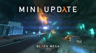 Black Mesa: июльское мини-обновление